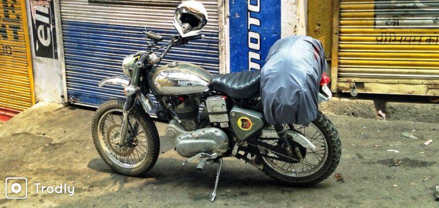 Motobike Ride to Prashar Lake from Kullu