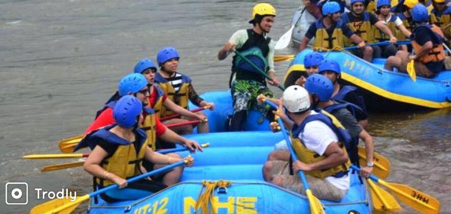 Ziplining, River Rafting and More in Kolad