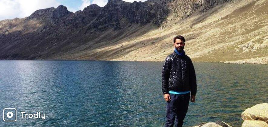 Tarsar Marsar Lake Trek Ex Pahalgam