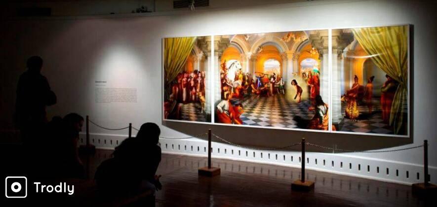 Colaba Art Gallery Walk
