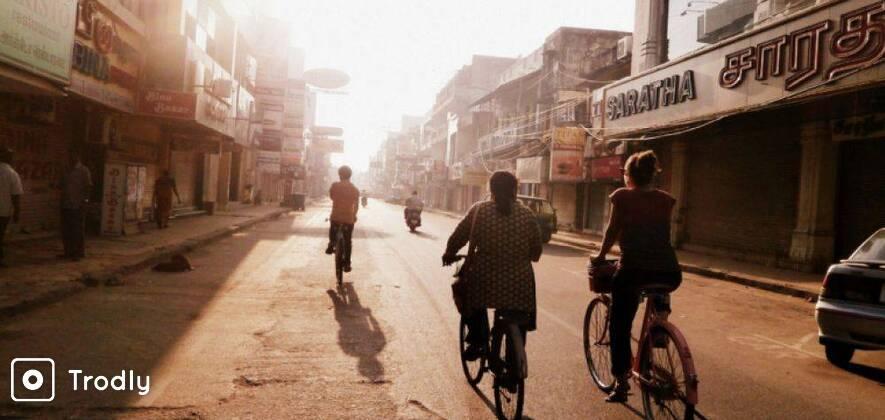 Cycling Tour of Pondicherry