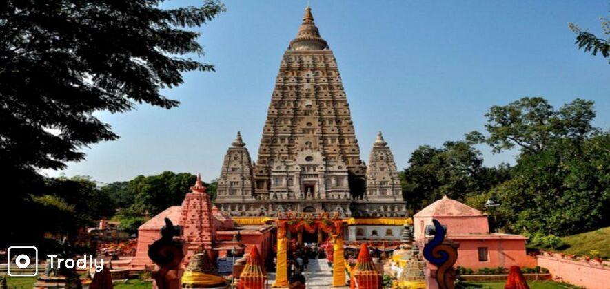 Bodhgaya, Rajgir and Nalanda 3 Days Tour