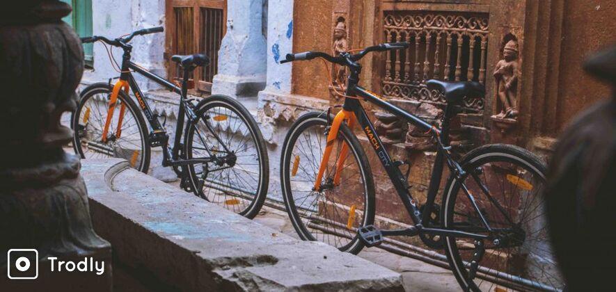 Varanasi Morning Bicycle Tour