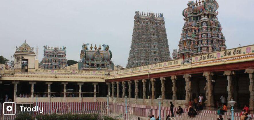 Madurai and Rameswaram 2-Day Local Sightseeing Tour