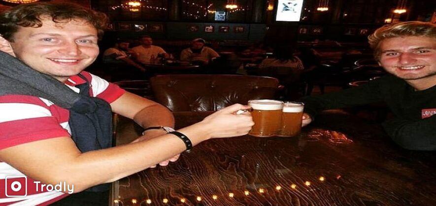 South Mumbai Pub Crawl