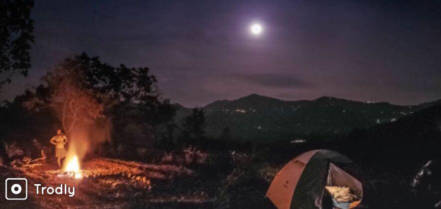 Camping at Kodaikanal
