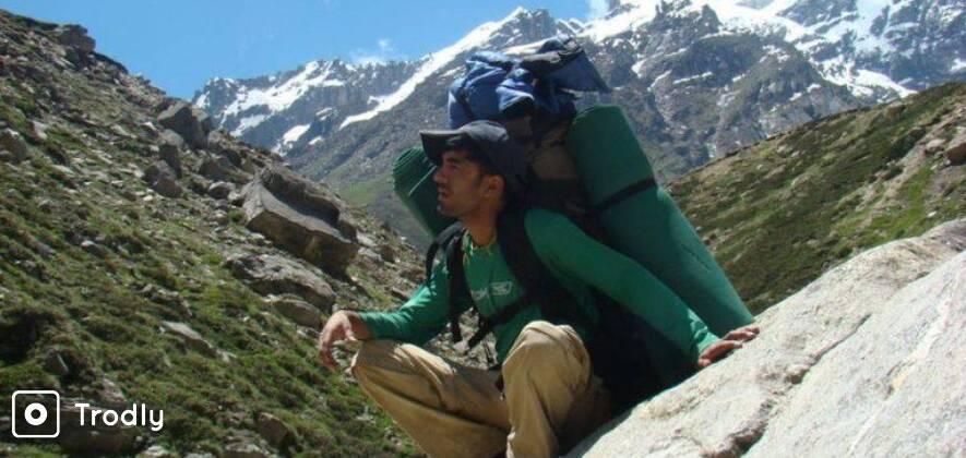Bhaba Pass Trek from Shimla