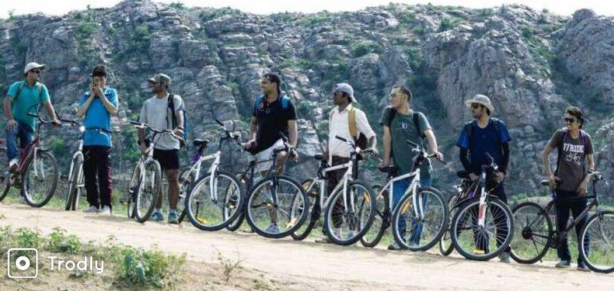 Savandurga One Day Cycling and Kayaking Tour