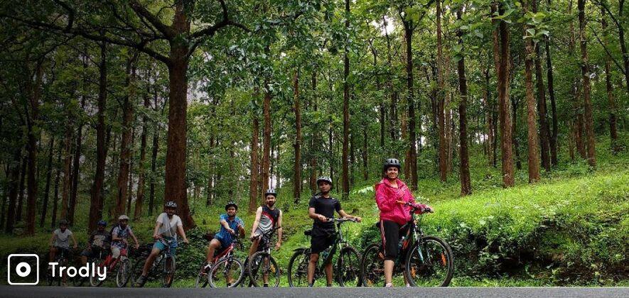 Manchanabele Dam Cycling from Big Banyan Tree