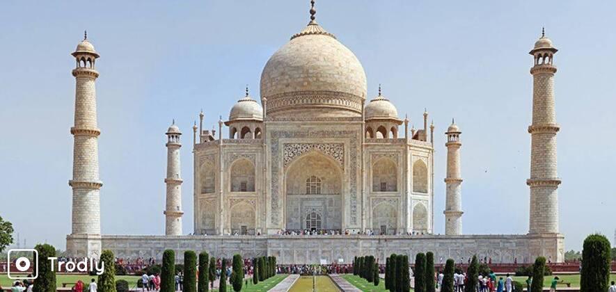 Agra Sightseeing Day Tour