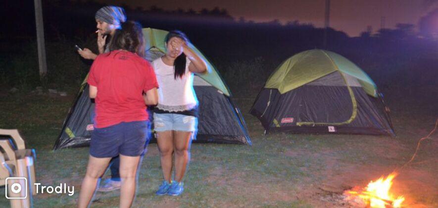 Ramnagar Camping and Kayaking