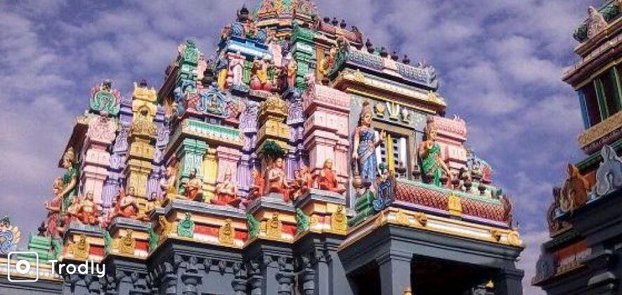 Spiritual Walking Tour of Chennai
