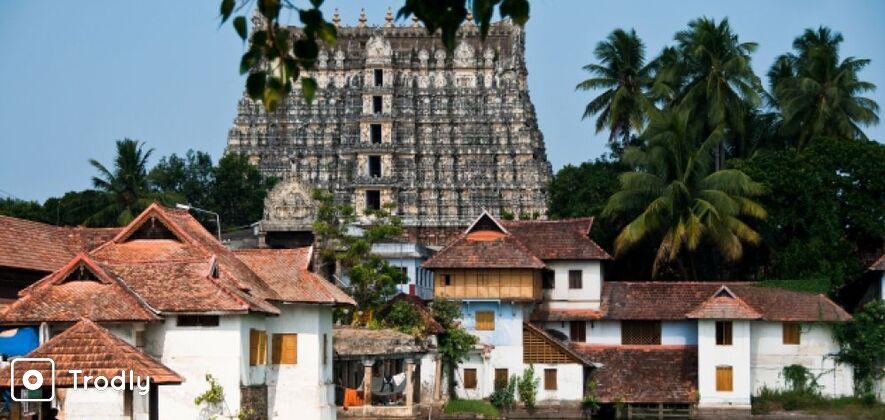 Spiritual Walking Tour of Thiruvananthapuram