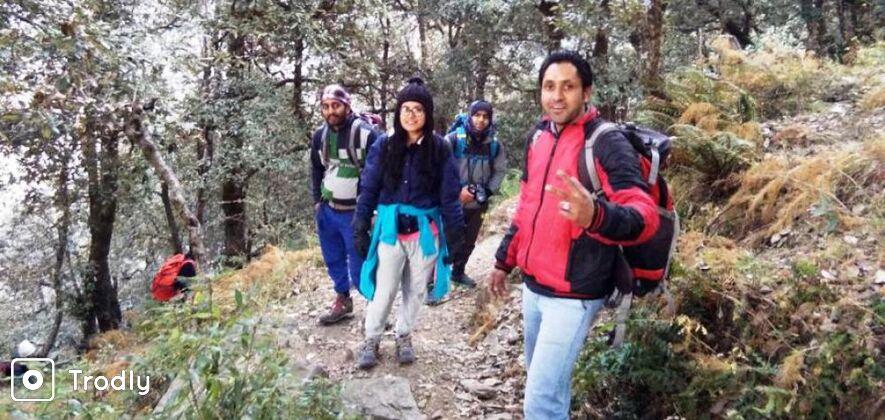 Kheerganga Trek and Camping from Barshaini