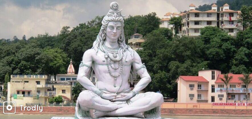 Spiritual Tour of Rishikesh with Ganga Aarti