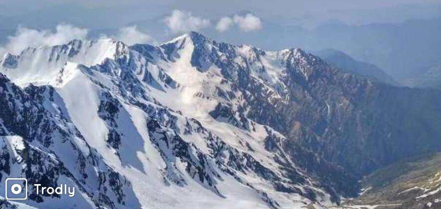 Sunderdhunga Mt Maitkoli Glacier Trek Ex Kathgodam