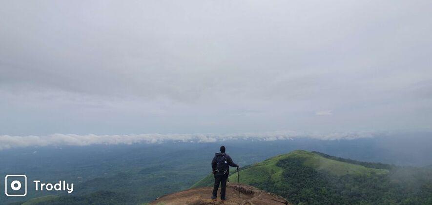 Kurinjal Peak Trek from Bangalore