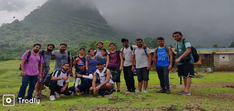 Kalavantin Durg Monsoon Trek