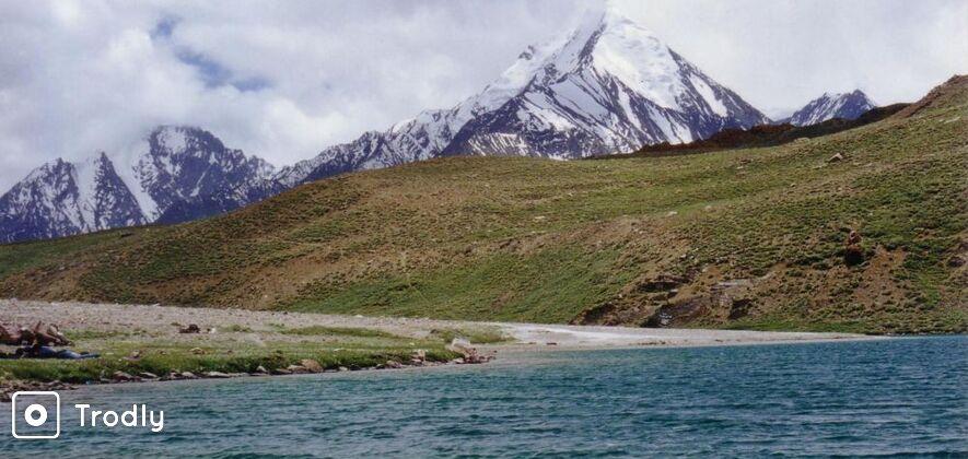 Hampta Pass Trek with Chandratal Trek