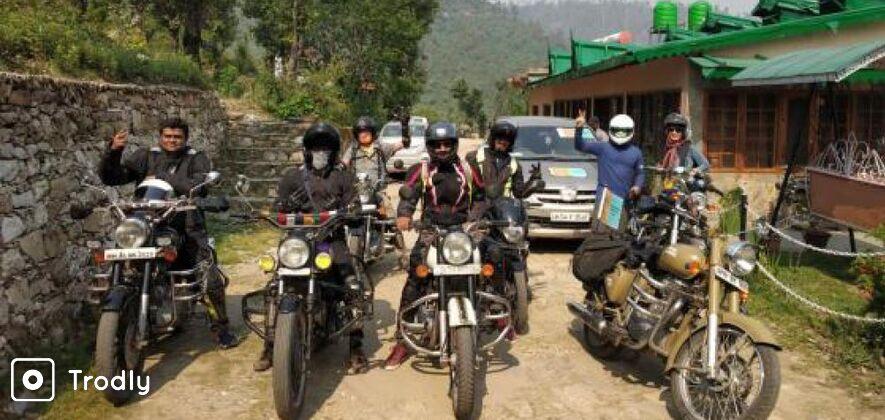 Uttarakhand Bike Tour 2019