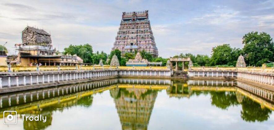 Chidambaram and Pichavaram Day Tour from Chennai