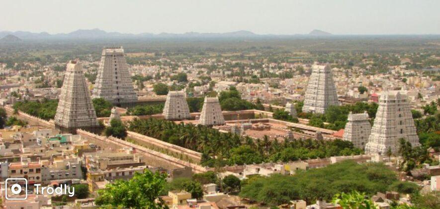 Thiruvannamalai Day Tour from Chennai