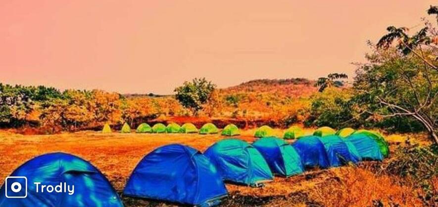 Ananthagiri Hills Night Camping Vikarabad