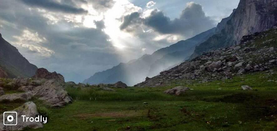 Chhota Chandratal Trek