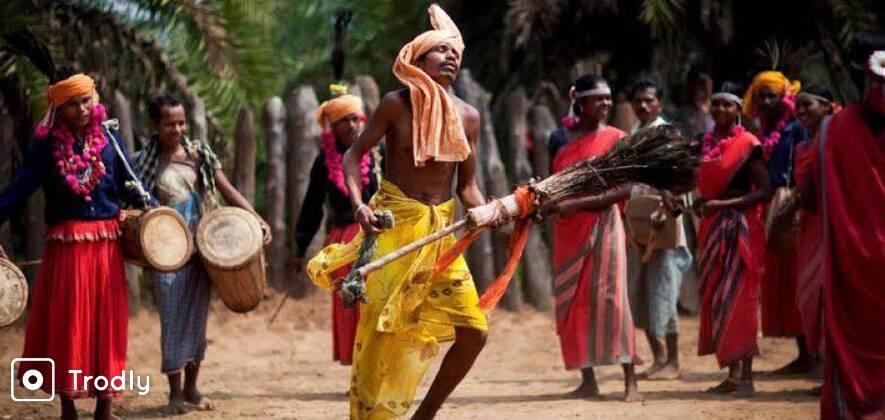 Tribal Tour In Odisha