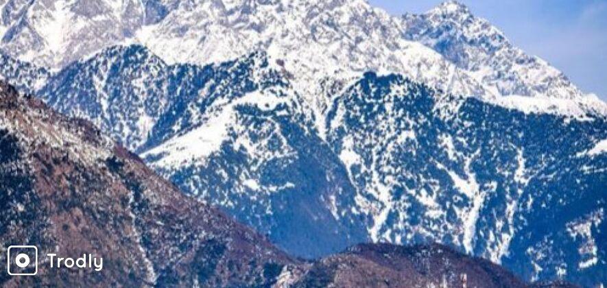 Dalhousie, Khajjiar, Dharamshala and Mcleodganj 5 Day Tour from Amritsar
