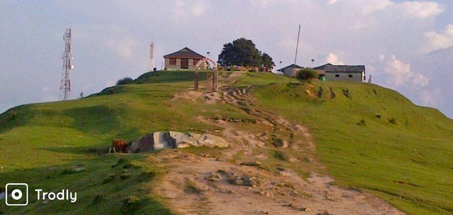 Trek To Bijli Mahadev Temple