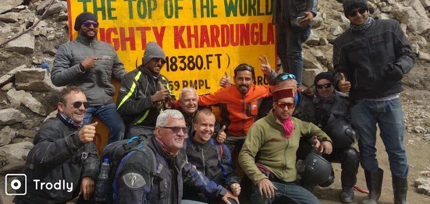 Ladakh Motor Bike Tour 2020 with Sham Valley and Turtuk