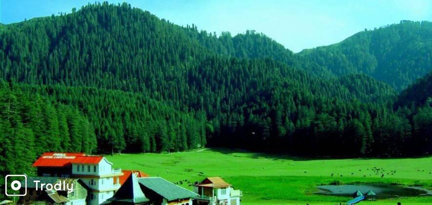Mini Switzerland: Khajjiar