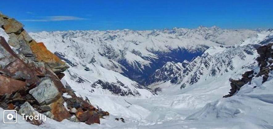 Mt. Hanuman Tibba (5932 m) Expedition