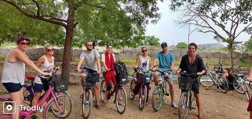 Hampi Bicycle Tour