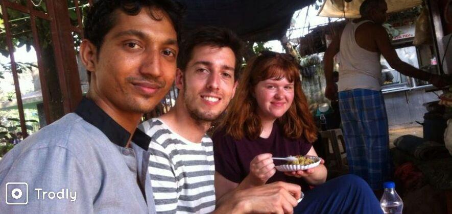 Mumbai Street Food Tour with Train Ride