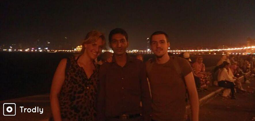 Mumbai Sightseeing Night Tour