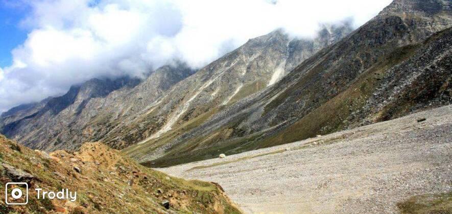 Baghini / Bagini Glacier Trek