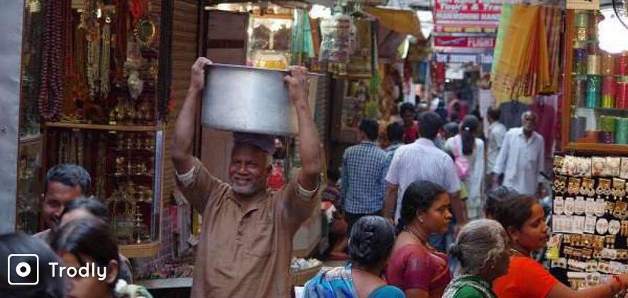 Varanasi Market Walk