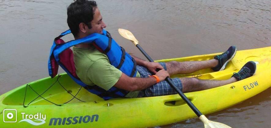 Vaitarna River Rafting