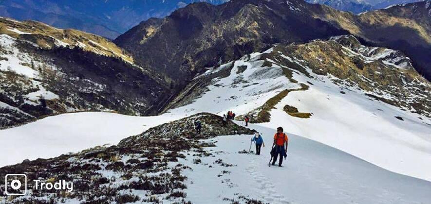 Kuari Pass & Pangarchula Trek