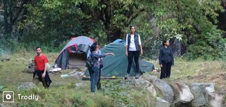 Rangthar Trek at Great Himalayan National Park