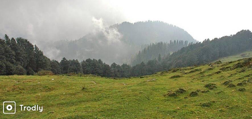 Marahni Trek in Great Himalayan National Park