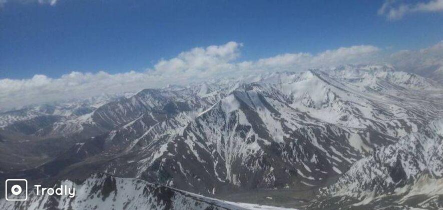 Yunam Peak Expedition