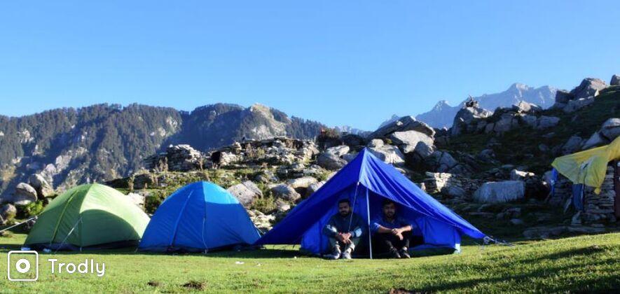Triund Trek & Camping