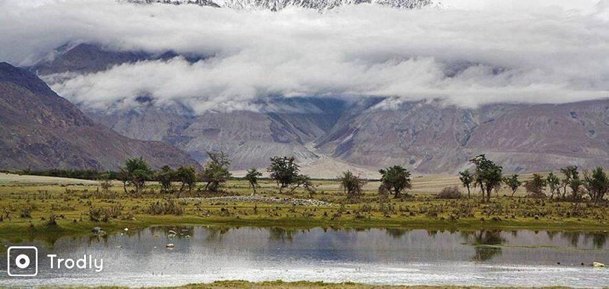The Silk Route - Leh - Pangong - Khardung La - Nubra Valley