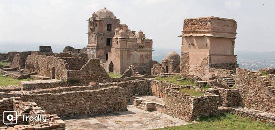 Ranakpur, Nathdwara and Chittorgarh from Udaipur
