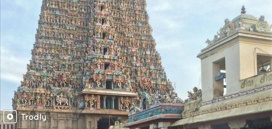 Trivandrum-Kanyakumari-Rameswaram-Madurai-Cochin (7n/8d)