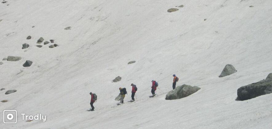 CB14 Peak Expedition (6150 Meter)