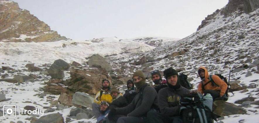 Indrahar Pass Trek: Dharamshala to Chamba